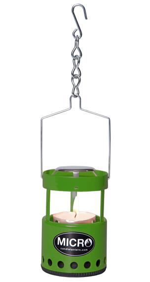 Uco kaarslantaarn Micro groen